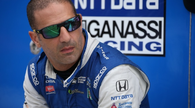 Kanaan (FOTO: Chris Jones/INDYCAR)