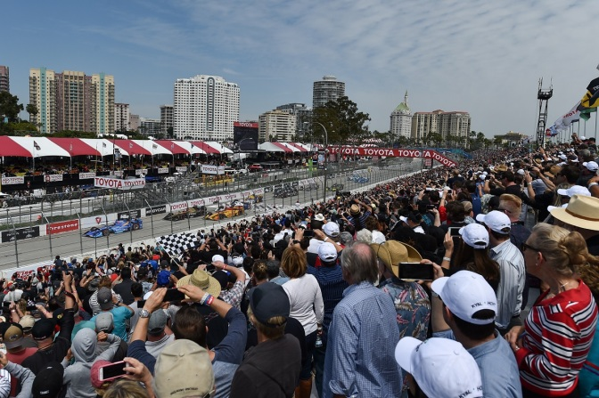 Long Beach (FOTO: Chris Owens/INDYCAR)
