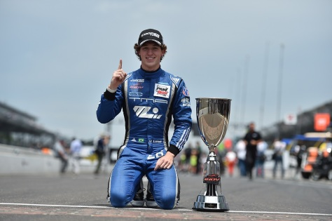 Leist (FOTO: Chris Owens/IMS Photo/Road to Indy)