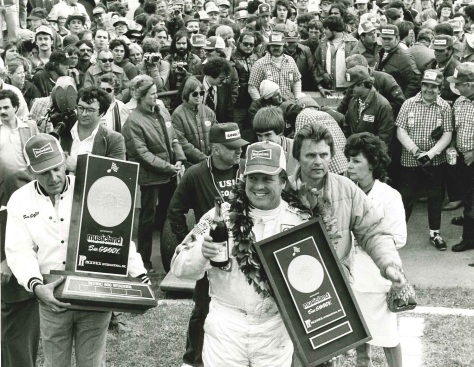 Por más de 35 años, AJ Foyt se ha mantenido como el hombre más ganador en este trióvalo (FOTO: Pocono Raceway)