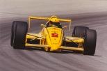Rick Mears no solo es el participante más reciente en alcanzar cuatro triunfos, sino también el que arrancó en la pole position en más ocasiones, con seis (FOTO: Indianapolis Motor Speedway)