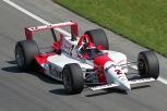"""En 1989, Emerson Fittipaldi fue el primer piloto proveniente de la región de Latinoamérica en adjudicarse el primer lugar de las """"500's"""" con Patrick Racing; en 1994, repitió esta hazaña con Team Penske (FOTO: Indianapolis Motor Speedway)"""