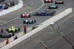 """La también conocida """"Batichica"""" entre los aficionados latinoamericanos solo abandonó una vez en la Indy 500; fue en 2008, producto de un incidente en pits con Ryan Briscoe en el giro 172 (FOTO: Bret Kelley/INDYCAR)"""