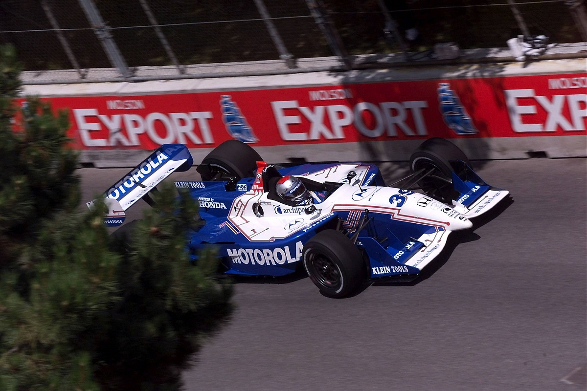 Michael Andretti permanece como el hombre más ganador en Toronto (FOTO: Archivo)