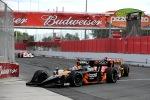 A pesar de que los resultados no siempre estuvieron de su lado, la consistencia fue un factor que ha estado a su favor; con Andretti, terminó séptima, sexta y quinta en los campeonatos de 2008, 2009 y 2010; además, no registró abandonos en 2010 y 2011 (FOTO: Archivo)