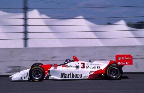 Paul Tracy fue el primer ganador de la historia de este evento; fue, a su vez, su última victoria con Team Penske (FOTO: Archivo)