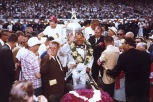 AJ Foyt se convirtió en el primer tetracampeón de la competencia; además, tiene el récord de más participaciones, con 35 (FOTO: Indianapolis Motor Speedway)