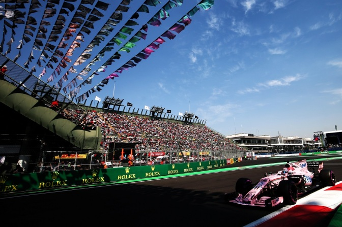 México (FOTO: James Moy/Force India)