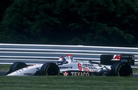 Andretti (FOTO: Archivo)