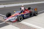 """En ese año, Danica se convirtió en la quinta mujer en clasificar para las """"500 Millas de Indianapolis"""", al ocupar el cuarto lugar de salida, su mejor producción en clasificaciones en el evento (FOTO: INDYCAR)"""