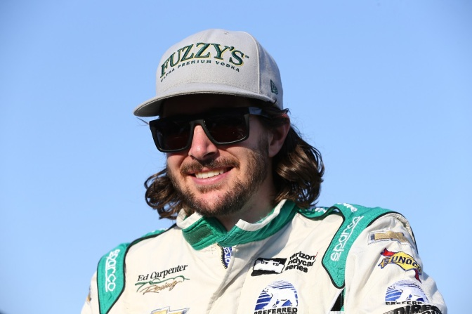 Hildebrand (FOTO: Chris Jones/INDYCAR)