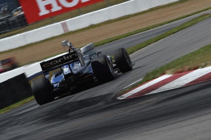Carlin se une a IndyCar con Chilton y Kimball