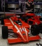"""1981: Este fue el último de los chassis Coyote que pilotó """"Super Tex"""", diseñado por Bob Riley y con motor Cosworth V8. Únicamente lo manejó en Indianapolis, clasificando tercero y finalizando 13°. Meses después, George Snider finalizó cuarto en Pocono con este chassis (FOTO: Eduardo Olmos)"""
