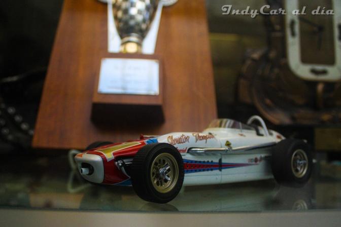 GALERÍA: Algunos autos de AJ Foyt