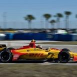 No. 28: Ryan Hunter-Reay, Andretti Autosport Dallara-Honda (FOTO: Chris Owens/IMS Photo)