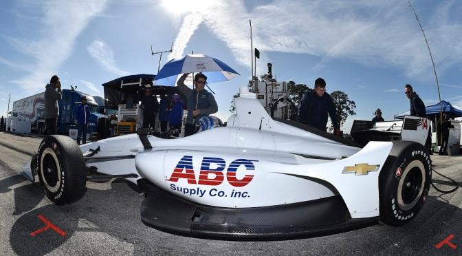 Habrá menos prácticas para la Indy 500