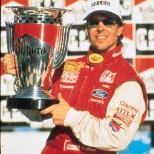1995 podría ser el mejor año que Pruett tuvo en CART: cuatro podiums, una victoria de infarto en la Michigan 500 y la séptima ubicación general respaldan este dicho. El único punto débil fue un accidente en Indianapolis (FOTO: Bridgestone Americas)