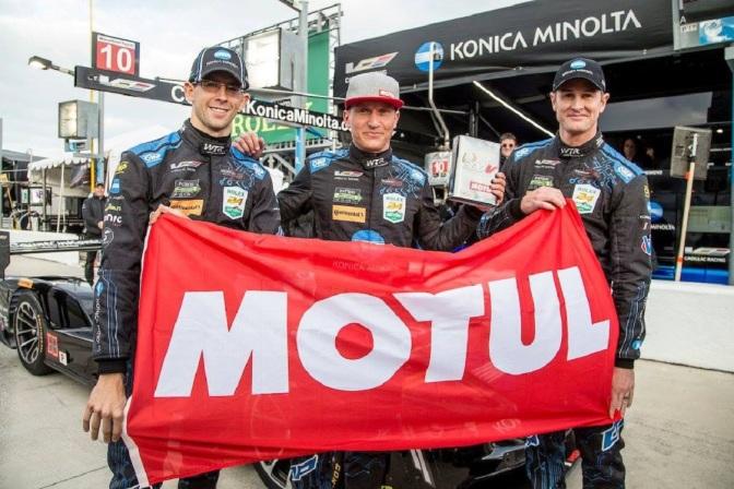 Listo contingente de IndyCar en Daytona