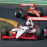 """Los siguientes años para Pruett fueron de altibajos: un accidente en pretemporada lo marginó de las pistas en 1990, en tanto que en 1991 y '92, no logró los mismos resultados consistentes con TrueSports. Además, limitó su calendario con ProFormance Motorsports en '93. Sin embargo, todo cambió en 1994, cuando firmó para ser tester de Patrick Racing y Firestone mientras ganó las """"24 Horas de Daytona"""" por primera vez y se adjudicó el título de Trans-Am, hazaña que hizo en 1988 (FOTO: Archivo)"""