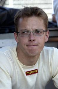 Un joven Sébastien Bourdais en 2003 (FOTO: Archivo)