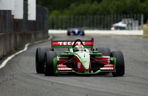 Fernández Racing comenzó a sumar victorias desde 2003 (FOTO: Archivo)