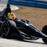 No. 19: Pietro Fittipaldi, Dale Coyne Racing Dallara-Honda (FOTO: Joe Skibinski/IMS Photo)