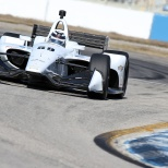 No. 59: Max Chilton, Carlin Racing Dallara-Chevrolet (FOTO: Joe Skibinski/IMS Photo)