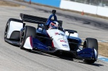 No. 15: Graham Rahal, Rahal Letterman Lanigan Racing Dallara-Honda (FOTO: Joe Skibinski/IMS Photo)