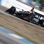 No. 5: James Hinchcliffe, Schmidt Peterson Motorsports Dallara-Honda (FOTO: Joe Skibinski/IMS Photo)