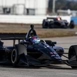 No. 7: Robert Wickens, Schmidt Peterson Motorsports Dallara-Honda (FOTO: Joe Skibinski/IMS Photo)