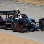 No. 26: Zach Veach, Andretti Autosport Dallara-Honda (FOTO: Joe Skibinski/IMS Photo)