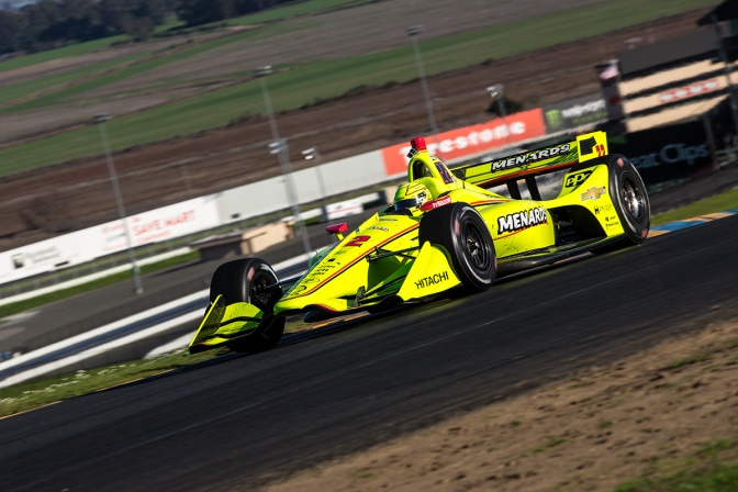 Pagenaud (FOTO: Sonoma Raceway/IMS Photo)