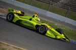 No. 22: Simon Pagenaud, Team Penske Dallara-Chevrolet (FOTO: Sonoma Raceway/IMS Photo)