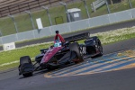 No. 6: Robert Wickens, Schmidt-Peterson Motorsports Dallara-Honda (FOTO: Sonoma Raceway/IMS Photo)