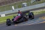 No. 6: Robert Wickens, Schmidt-Peterson Motorsports Dallara-Honda (FOTO: Sonoma Raceway/IMS Photo)