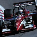 Scott Pruett participó en 145 competencias del automovilismo de monoplazas en Estados Unidos, todas por parte de CART. Dos triunfos, cinco poles, 15 podiums y 152 vueltas lideradas fueron su estadística final (FOTO: Peter Burke/SpeedCenter)