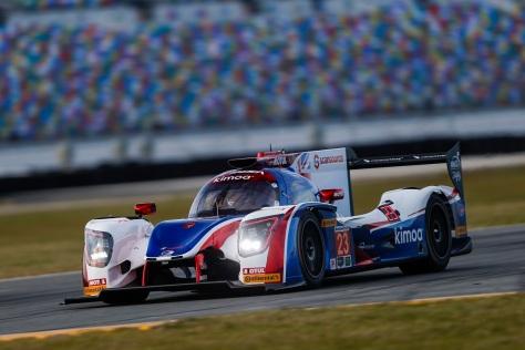 Alonso debuta en el endurance (FOTO: Sutton)