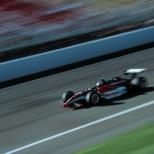 Su última temporada en CART fue en 1999, año en el que fue miembro de Arciero-Wells Racing. A pesar de solo sumar 28 puntos y terminar 19° en el ranking, en parte por el inferior motor Toyota, la segunda mitad del año fue decente, al grado de darle a la marca japonesa su primera pole en la especialidad, en Fontana (FOTO: Peter Burke/SpeedCenter)