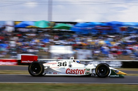 Fangio II en 1996 (FOTO: Archivo Sutton)