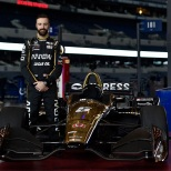 No. 5: James Hinchcliffe (FOTO: Chris Owens/IMS Photo)