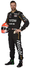 Hinchcliffe (FOTO: Chris Jones/IMS Photo)