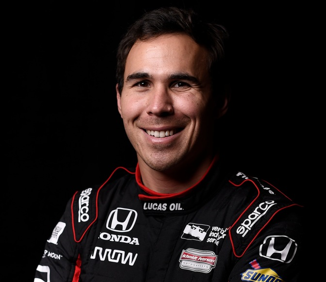 Wickens (FOTO: Chris Owens/IMS Photo/INDYCAR)