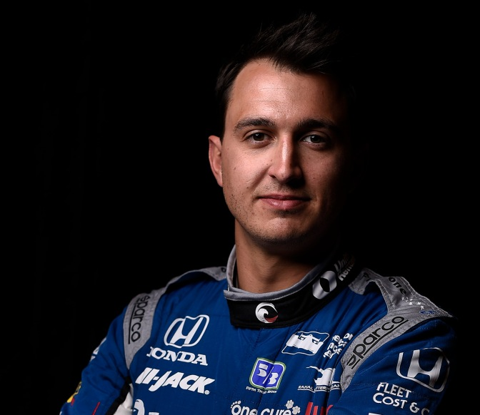 Rahal (FOTO: Chris Owens/IMS Photo/INDYCAR)