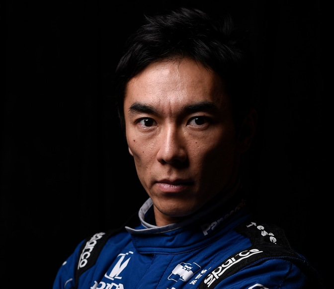 Sato (FOTO: Chris Owens/IMS Photo/INDYCAR)