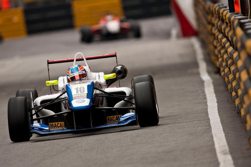 Jack Harvey también forma parte de la lista de campeones de la F3 Británica, y que lo lograron con este conjunto. Esto lo obtuvo en 2012, dos años antes de emigrar a Estados Unidos (FOTO: Archivo)