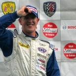 Charlie Kimball también inicia un segundo ciclo con el equipo en 2018. En 2005, alcanzó el subcampeonato de la F3 Británica, ganando 5 veces y subiendo al podium en 11 (FOTO: Archivo)