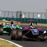 El campeón de la IndyCar, Josef Newgarden (Team Penske), pasó por Carlin en uno de sus dos años en los que corrió en Europa. Fue en la GP3 Series, serial en el que sumó ocho puntos en 2010, con un 7° puesto (Hungría) como mejor resultado (FOTO: Archivo)