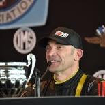 Max Papis, actual comisario de IndyCar, es tío político de Pietro Fittipaldi, al estar casado con Tatiana Fittipaldi; el italiano inició 116 carreras (113 en CART y 3 en IRL/IndyCar), ganando tres y subiendo al podium en 11. Finalizó 5° en el torneo de CART en 1999 (FOTO: Dana Garrett/IMS Photo)