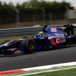 Aunque su etapa fue corta, no podemos dejar de lado a René Binder, piloto de Juncos Racing. El austriaco disputó la fecha doble de Hockenheim de la GP2 Series, en 2016, finalizando 13° y 15° (FOTO: Archivo).