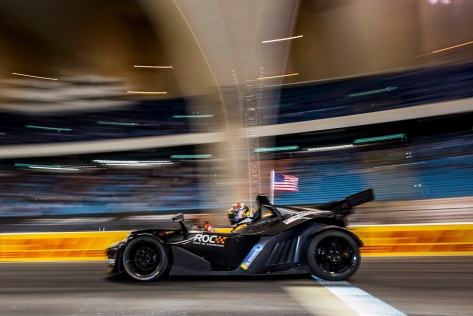 Hunter-Reay (FOTO: Race of Champions)
